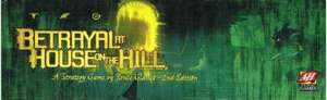 [Back in stock] Betrayal at House on the Hill board game £22.48 delivered @ Amazon.co.uk (sold by Book Depository)