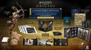 Assassins Creed Origins Dawn of the Creed Legendary Edition, from Ubisoft store - £699