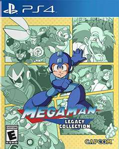 Mega Man Legacy Collection (PS4) £15.29 Delivered (Using Code) @ 365games