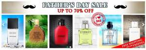 Free delivery, gift wrap and sample for Fathers Day eg Cerutti 1881 Homme sport 100ml was £52 now £15 delivered @ Beauty Base