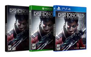 Dishonored 2- Death Of The Outsider (PS4/Xbox One) £16.85 Delivered (Preorder) @ Base