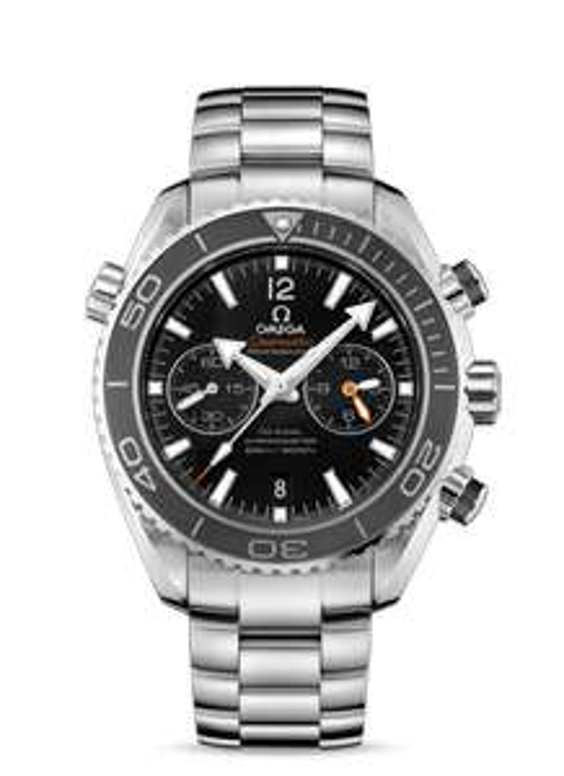 Omega Seamaster Planet Ocean 600M men's bracelet watch - £3565 @ Ernest Jones