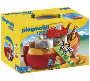 Playmobil 123 Noah's Ark Playset (was £14.99) Now only £9.99 at Argos