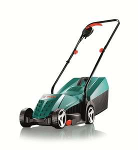 Bosch Rotak 32 R Electric Rotary Lawn Mower 320mm Cut Width 1100w 240v - £66.00 (+£4.95 Delivery if order under £100) @ lawson-his