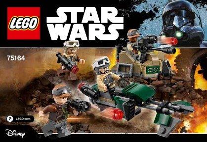 Lego Star Wars Rebels Battle Pack (75164) £2 @ ASDA instore