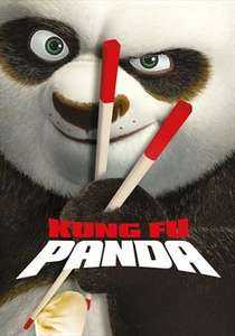 Kung fu panda Free DVD + Digital @ sky