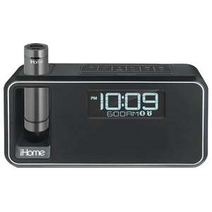 Ihome Dual Charge Bluetooth NFC Stereo Alarm Clock with 2600 mAh powerbank £29.95 @ Iwoot