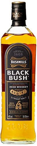 BLACK BUSH BUSHMILLS IRISH WHISKEY £19 @ Amazon (Lightning deal)