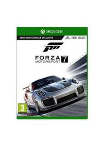 Forza Motorsport 7 Xbox One £38.85 @ BASE.COM