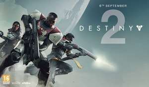 Free Copy of Destiny 2 when purchasing GTX 1080 or GTX 1080 TI