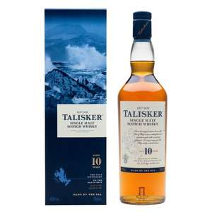 Talisker Whisky 10 Year Old £27 @ Amazon RRP £38