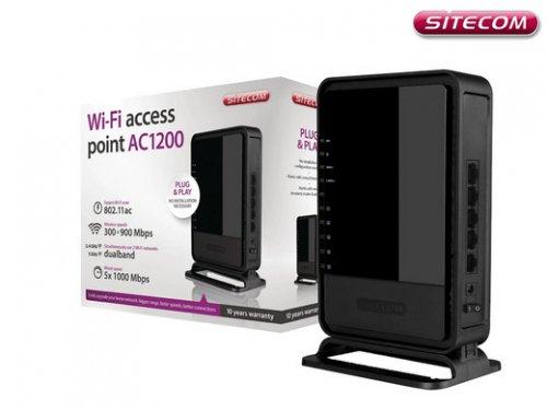 Sitecom WLX-7000 Wi-Fi Access Point £52.90 @ iBood