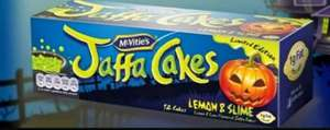 Mcvities lemon and slime jaffa cakes (12 pack ) just 10p @ sainsburys