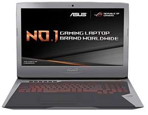 Asus ROG - Intel i7-6700HQ, 16 GB DDR4 RAM, 512 GB PCIE SSD, NVIDIA GTX980M 4G GDDR5 Graphics, G-Sync, Windows 10 £1199.97 @ Amazon