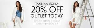 50% OFF + extra 20% OFF today on Lyle&Scott @ BrandAlley