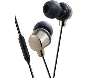 JVC HA-FR41-N-E Headphones - Gold, £4.97 delivered from curry's/pcworld
