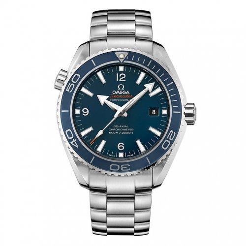 Omega Seamaster Planet Ocean 600m men's bracelet watch non chronograph £3715 @ Ernest Jones