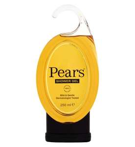 Pears soap original 25% off 89p x 2 Bars plus shower gel and hand wash Boots