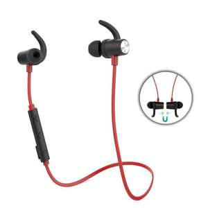 Dodocool Bluetooth v4.1 Magnetic Earbuds with Mic £9 (non Prime add £3.99) @ Amazon/oaputek