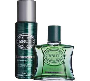 Brut Men's 2 Piece Fragrance Gift Set - was £6.99 now £4.99 @ Argos (C&C)