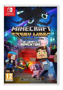 Nintendo Switch Minecraft game for just £27.85 at Simply Games using voucher code