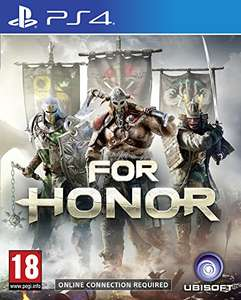 For Honor (PS4/Xbox One) £19.01 Delivered (Like-New) @ Boomerang via Amazon