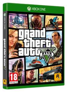 Grand Theft Auto V (GTA V) + $2.5m in game dollars - £24.85 @ ShopTo