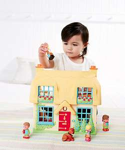 50% Off selected Happyland Toys using codes - Inc. Happyland Rose Cottage  (was £40) Now £15 at ELC (links in post)