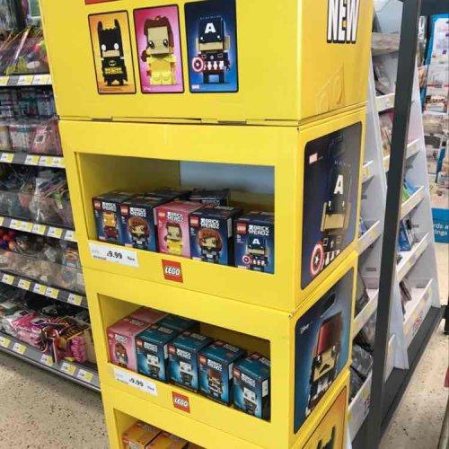 Lego Brickheadz 2 for 15 - Tesco
