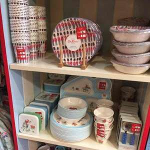 Cath Kidston Sale - From £1 instore @ Cath Kidston Chichester