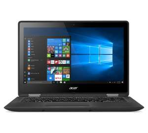 Acer Spin 5 13.3 Inch i3 7th Gen 8GB 128GB 2in1 Convertible Laptop £429.99 @ Argos