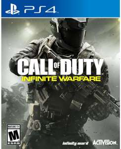 [PS4] Call Of Duty: Infinite Warfare - £8.49 (Like New) - Student Computers & eBay/Home&Garden