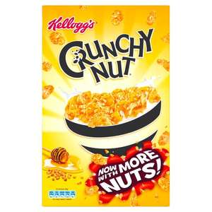 kellogs cornflakes 790 gm x 3 for £5 only @ Morrisons