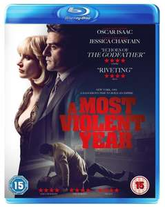 A Most Violent Year [Blu-ray] £1 in Poundland