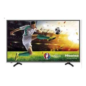 Hisense 43M3000 - 43 Inch 4K Smart LED TV with Freeview HD £299 - Tesco