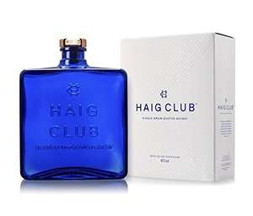 Haig Club Single Grain Scotch Whisky  70cl £26.99 @ Amazon