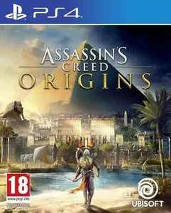 ASSASSINS CREED ORIGINS PS4 or XBOXONE £39.85 @ Shopto (Pre-order)