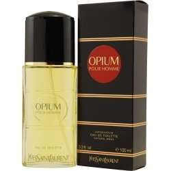Opium Pour Homme by Yves Saint Laurent Eau De Toilette 100ml YSL EDT for Men - £40 normally 80.
