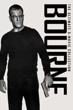 The Bourne Collection 1-5 @ iTunes - £14.99