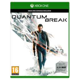 Quantum Break (Alan Wake included) £9.99 Delivered @ Game & Amazon (Prime +£1.99 for non prime)