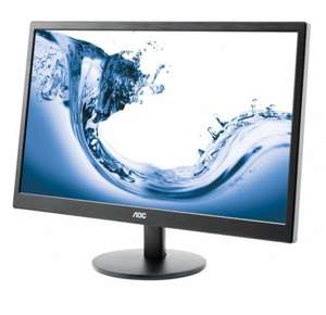 "AOC E2770SH 27"" Full HD LED 1ms (HDMI, DVI, VGA) Monitor £115.98 delivered @ eBuyer"