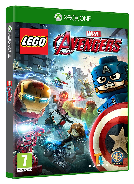 [Xbox One] LEGO Marvel Avengers - £8.46 (As New) - Amazon/Boomerang