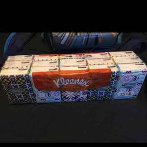 kleenex collection 15 pack £1 @ Poundland