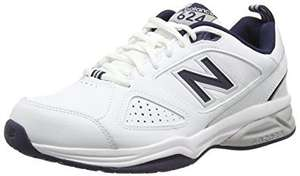 New Balance 624V4, Men's Running Shoes £29.54 @ Amazon.co.uk Size 10