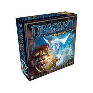 Descent: Journeys in the Dark Second Edition Board Game £41.99 at Magic Madhouse (Daily Deal)