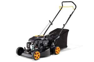 Mcculloch M40-110 Petrol Lawnmower £107.99 @ wickes Click and Collect