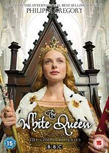 The White Queen BBC Series £1 - Superb Deal @ Poundland