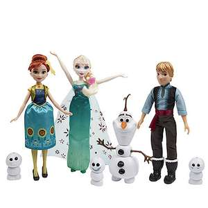£10 off Disney Frozen Fever Friends Gift Set - Was £39.99 - Now £19.99 with voucher @ The Toy Shop Entertainer