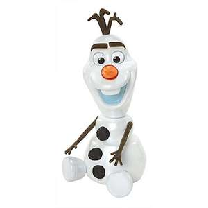 Disney Frozen Olaf Reduced to £6.25 with Voucher @ The Toy Store Entertainer