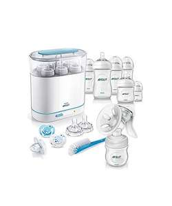 Philips Avent Complete Natural Starter Set £75 @ Mothercare